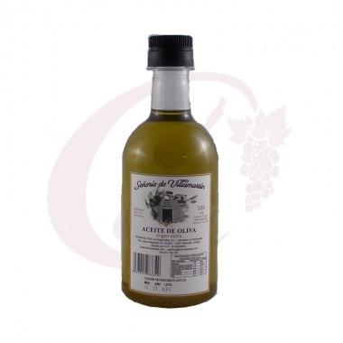 Aceite de oliva virgen extra Señorío de Villamartín 0,5 litros
