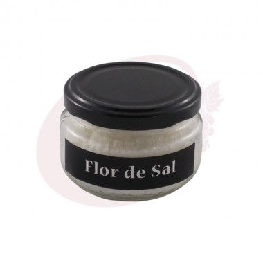 Flor de sal de Manantial Iptuci