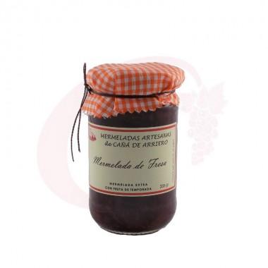 Mermelada de fresa Cañá de Arriero