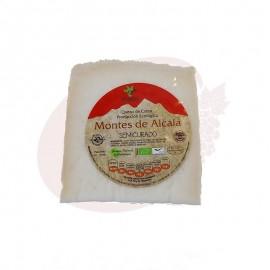 Queso de cabra semicurado ecológico Montes de Alcalá