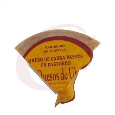 Queso de cabra madurado en manteca ibérica Sierra de Ubrique