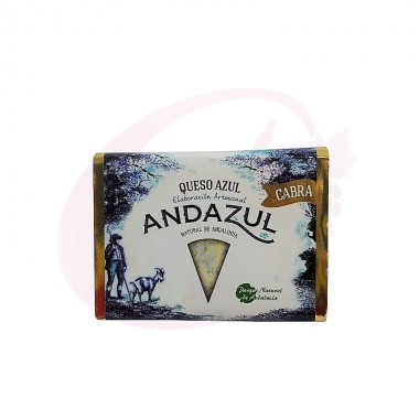 Queso de cabra azul Andazul
