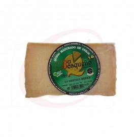 Queso de oveja madurado en manteca ibérica El Bosqueño