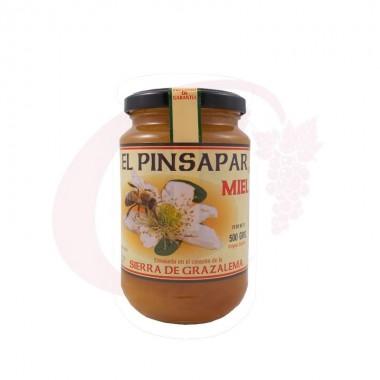 Miel milflores El Pinsapar 0,5 kg