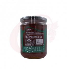 Miel de eucalipto ecológica Promelis 0,5 kg