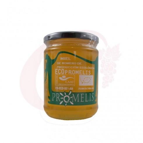 Miel de romero ecológica Promelis 0,6 kg