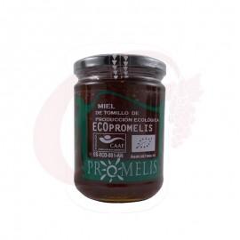 Miel de tomillo ecológica Promelis 0,6 kg