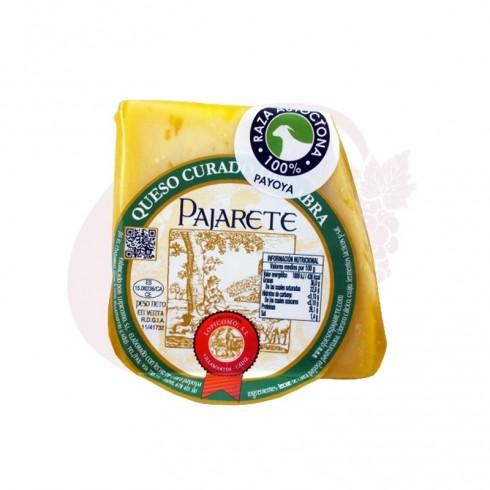 Queso de cabra curado en aceite de oliva Pajarete