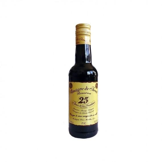 Vinagre de Jerez Reserva 25 Paez Morilla