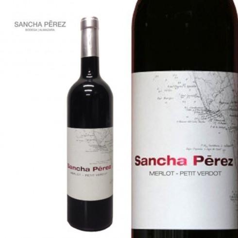Sancha Pérez Merlot - Petit Verdot 2015