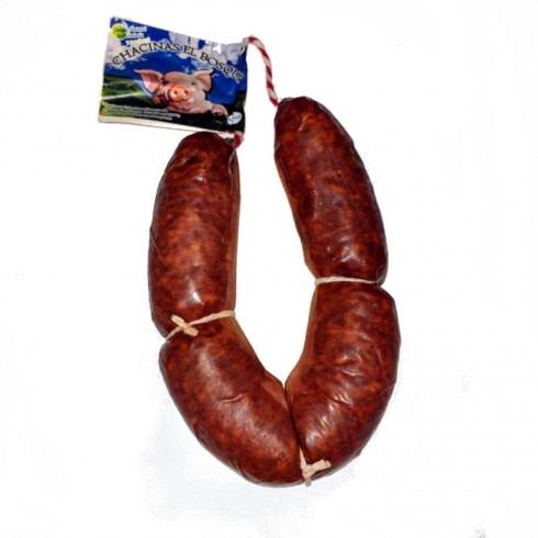 Chorizo ibérico casero Chacinas El Bosque