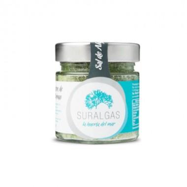 Sal con algas ecológica Suralgas