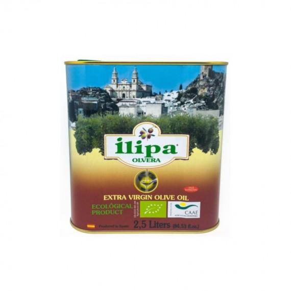 Aceite de oliva virgen extra Ilipa 0,5 litros ecológico