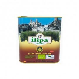 Aceite de oliva virgen extra Ilipa 2,5 litros ecológico