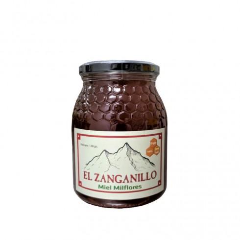Miel milflores El Zanganillo1 kg