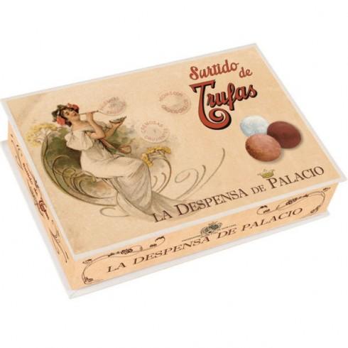 Abanicos de chocolate La Despensa de Palacio