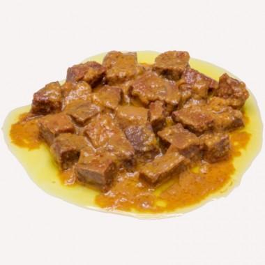 Atún al curry El Ronqueo