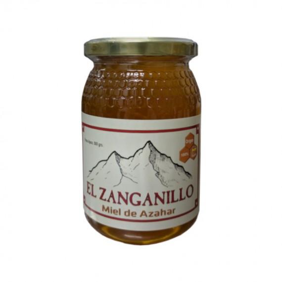 Miel de azahar El Zanganillo