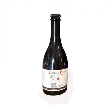 Cerveza de vendimia de Palomino